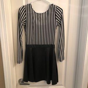 Motel Rocks striped dress